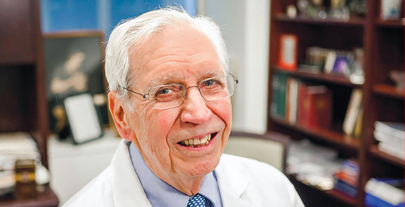In Memoriam: Dr. William J. Ledger