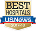 America's Best Hospitals Honor Roll Award