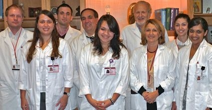 WCM immunology group photo