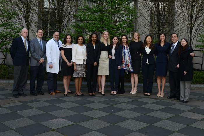Ob/Gyn Residents 2018 Group Photo